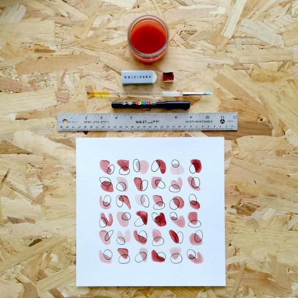 pop-affiche-fait-main-couleur-naturelle-abstrait