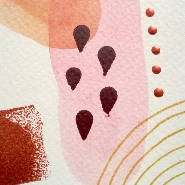 2021-petit-poster-fait-main-artiste-rose-cuivre-violet